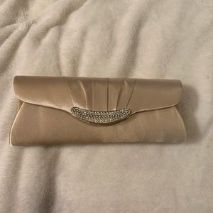 Gold clutch - never used